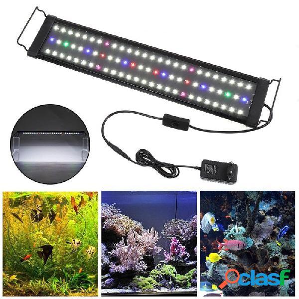 78 LED RGB Acquario Luce Spettro completo Serbatoio per