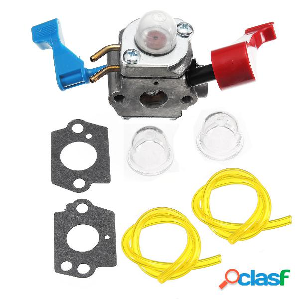7Pcs Carburatore Carb Blower Fuel Line Kit per Poulan