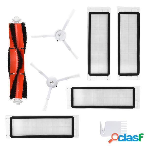 8 pezzi di ricambio per aspirapolvere Xiaomi Parti accessori