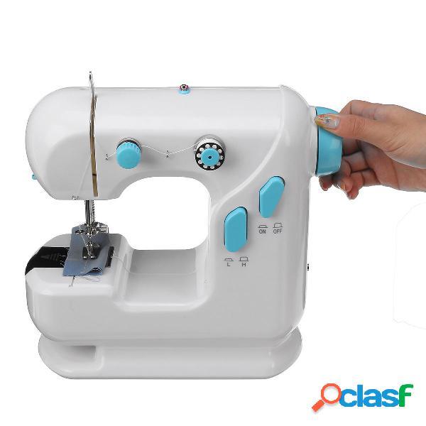 AC100-240V LED Mini macchina da cucire elettrica per cucire