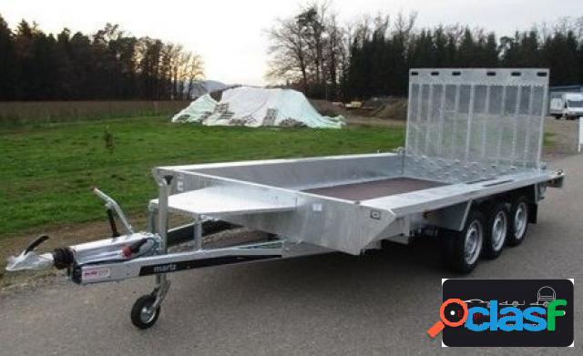 ALTRO Rimorchio per trasporto veicoli pesanti in vendita a