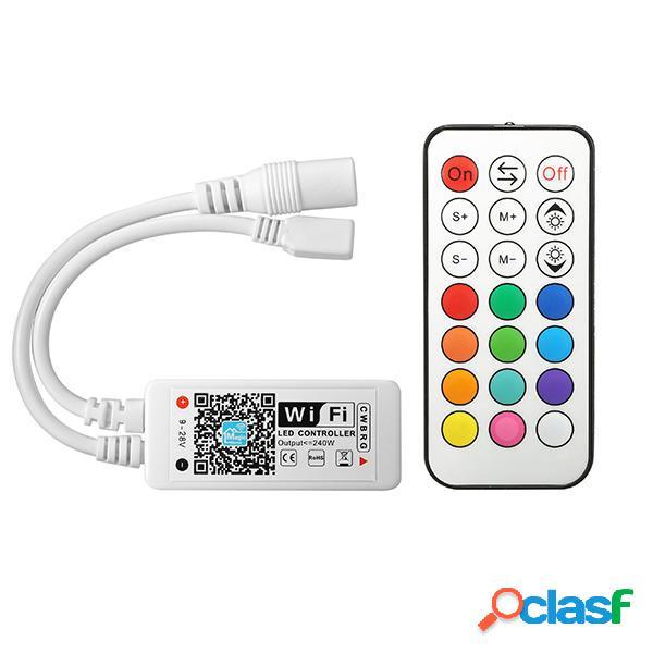 ARILUX® SL-LC 11 Mini LED Controller APP WIFI + RF remoto