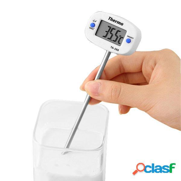 Acciaio digitale sonda termometro da cucina barbecue