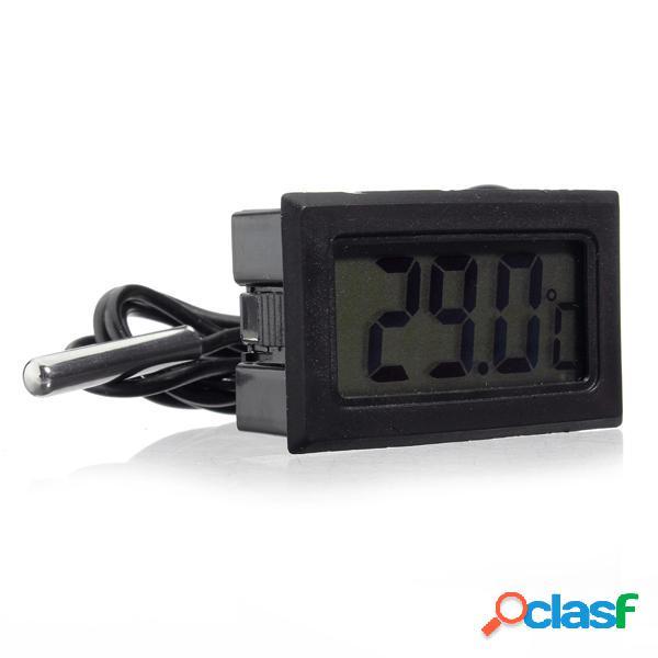 Acquario LCD Termometro Digitale Serbatoio Acqua Termometro