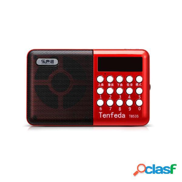Altoparlante portatile FM Radio digitale portatile TF TF MP3
