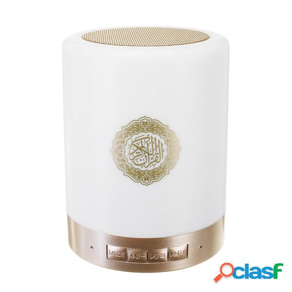 Altoparlante portatile Quran Wireless Bluetooth LED