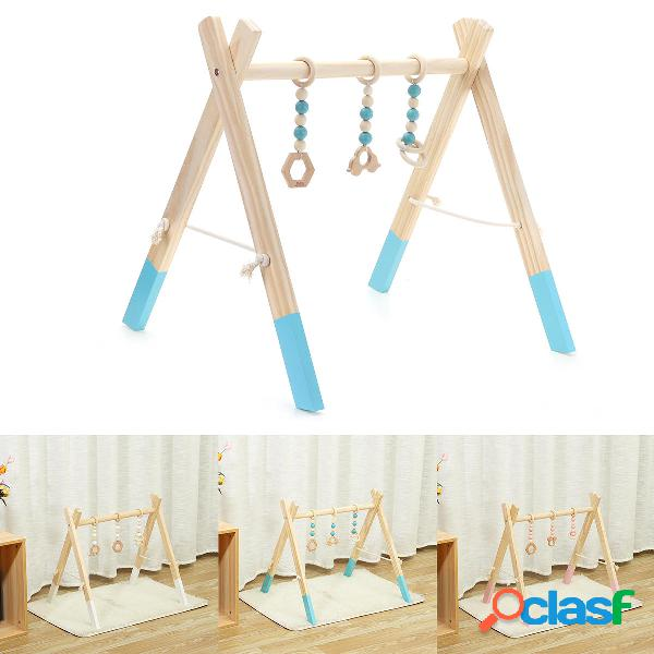 Baby Gym with Rattles Play Toys Activity Frame Decorazioni