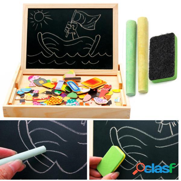 Bambini di apprendimento giocattoli educativi di legno