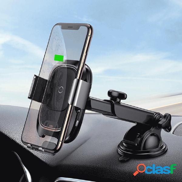 Baseus Smart Sensore a infrarossi Auto serratura 10W Qi