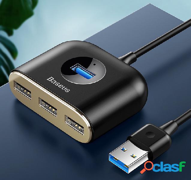 Baseus USB 3.0 / Type-C a 3 porte USB 3.0 + 2 porte USB 2.0