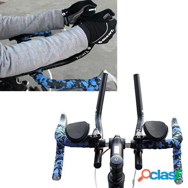Bicicletta della strada mountain bike in lega tt separati