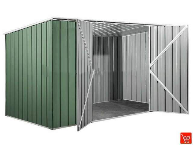 Box casetta cantiere container capanno acciaio lamiera