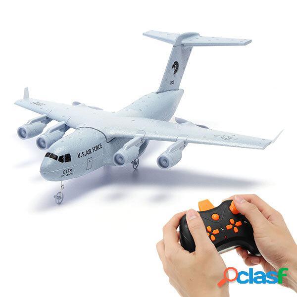 C17 C-17 Trasporto Apertura Alare da 373mm EPP Fai Da Te RC