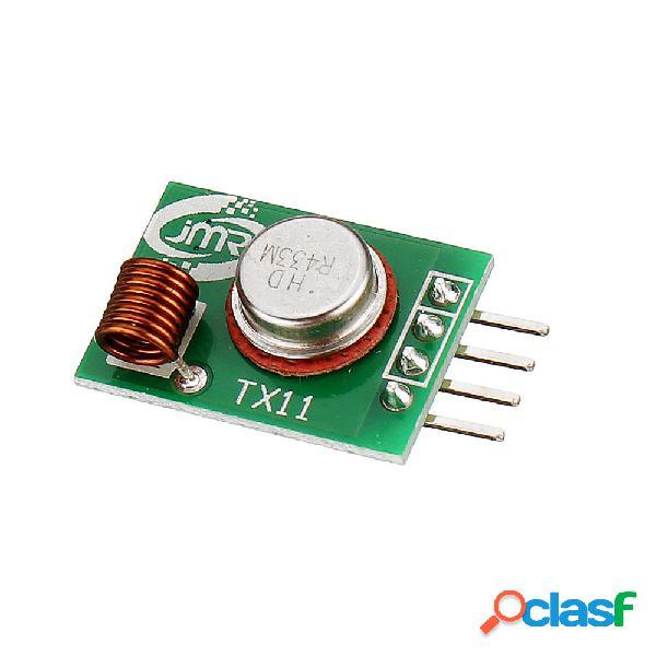 CHIEDERE Modulo di trasmissione wireless TX11 Scheda ad alta