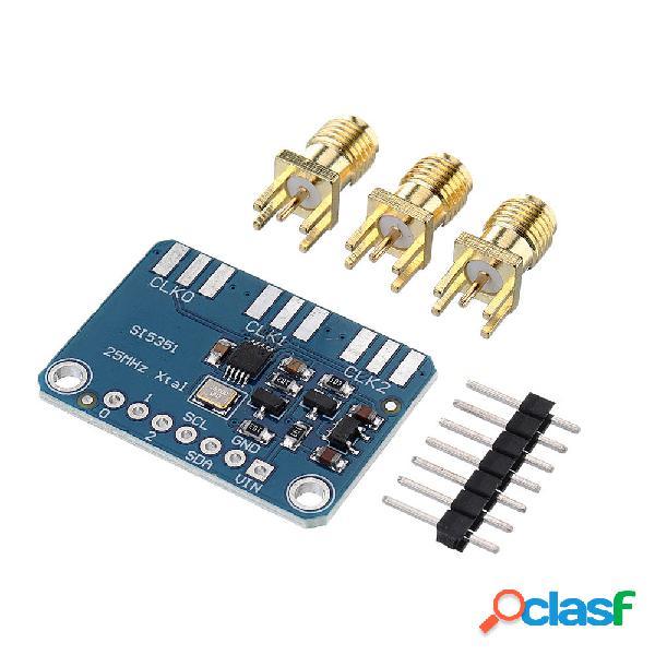 CJMCU-5351 Si5351A Clock Generator Signal Generator Clock