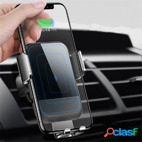 Cafele 10W Qi Wireless Fast Charge Auto serratura con touch