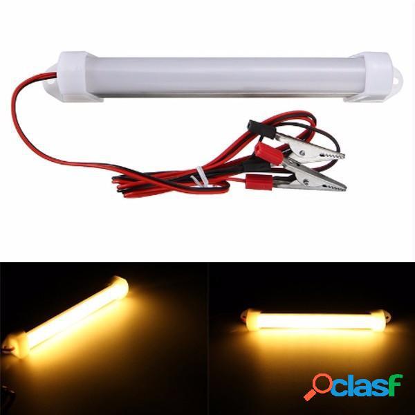 Caldo 12v bianco 5630 LED bar luce di striscia tubo interno