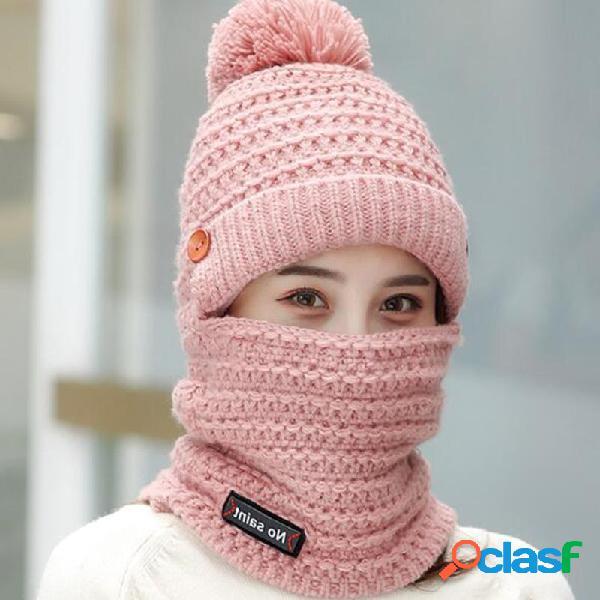 Cappello invernale da donna casual da viaggio in 🥇 | Posot ...