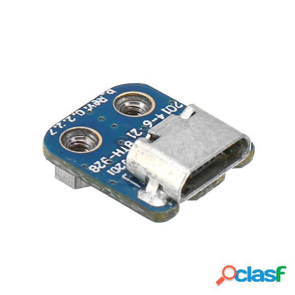 Caricabatteria sostitutiva di ricarica Micro USB con porta