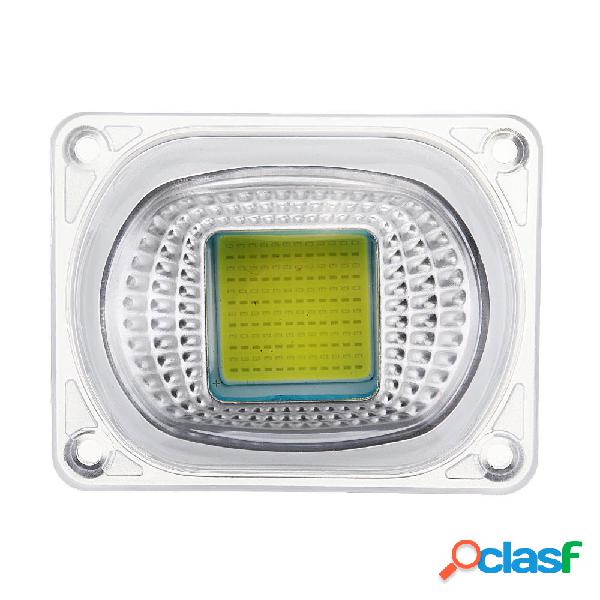 Chip luce COB LED bianco / caldo ad alta potenza 50W bianco