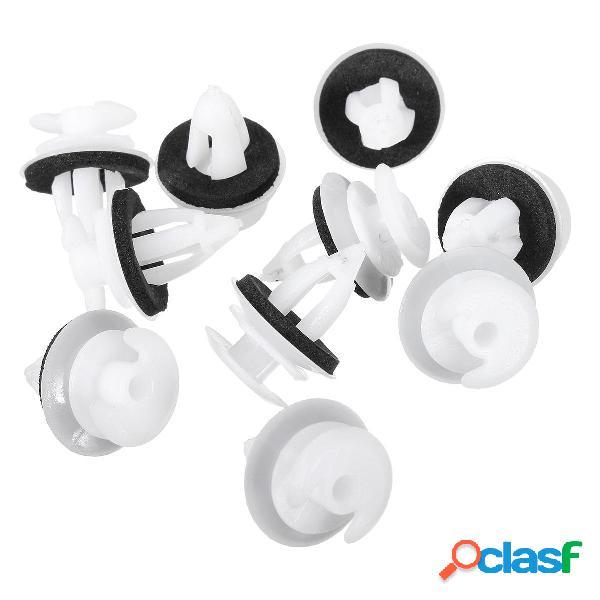 Clip per rivetti del pannello porta con anello di tenuta per