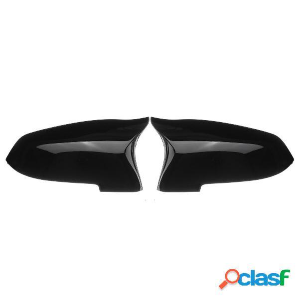 Coperchi per specchietti retrovisori laterali nero lucido 2