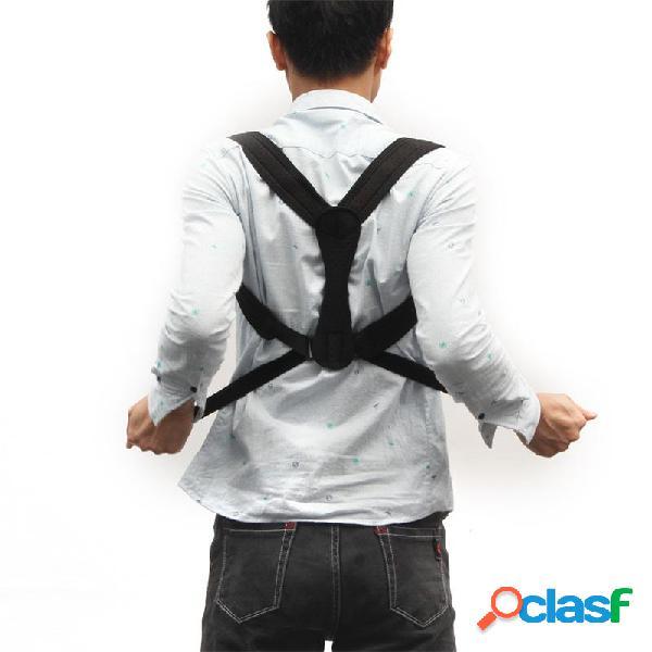 Correttore di posizione elastica regolabile per il sostegno