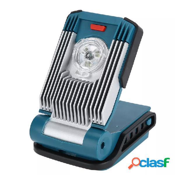 Costruzione LED lampada di lavoro funzionante per DeWalt