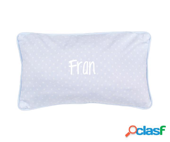 Cuscino Personalizzato Classic Star Azzurro