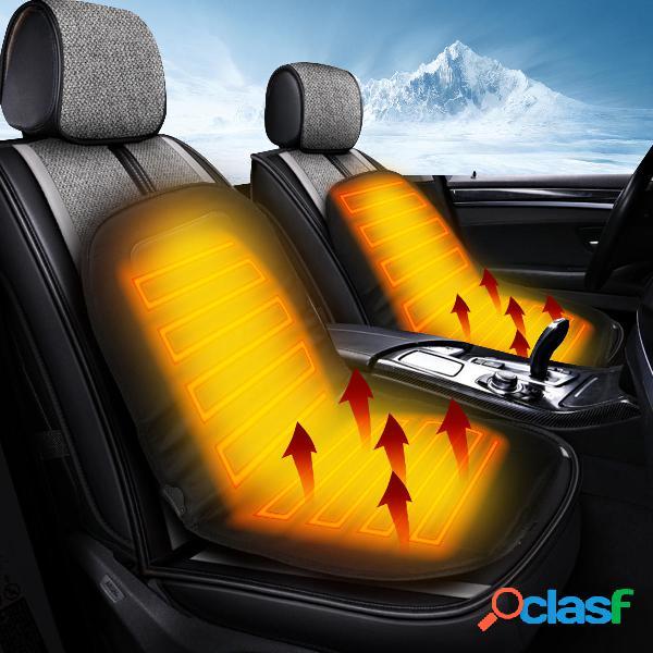Cuscino termico imbottito con rivestimento per riscaldamento