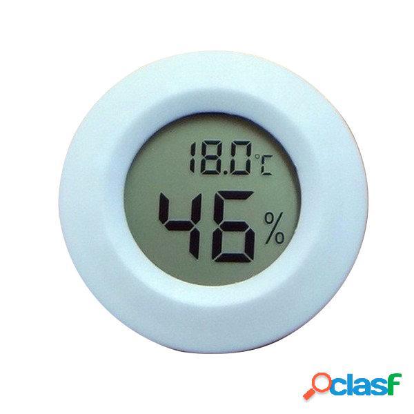 DANIU Mini LCD Digital Termometro Igrometro Frigorifero