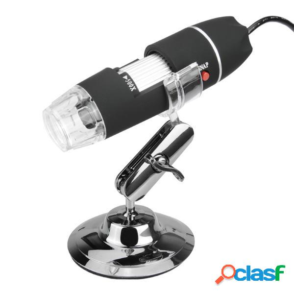 DANIU USB 8 LED 50X-500X 2MP Digitale Microscopio Endoscipio
