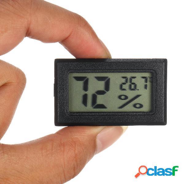 DC1.5V Mini elettronico Termometro igrometro portatile LCD