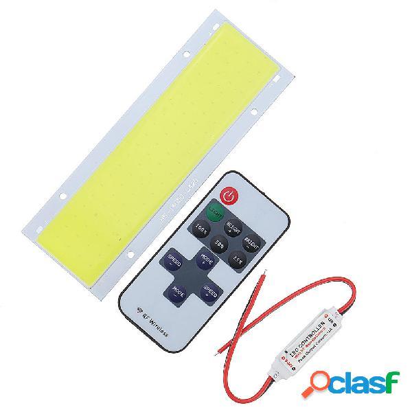 DC12V Bianco / Bianco caldo COB LED Chip DIY con controller