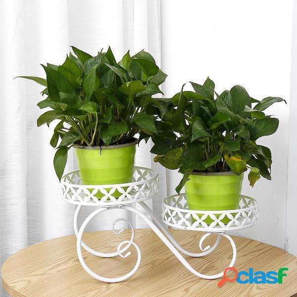 Decorazione domestica dello scaffale del vaso da fiori del