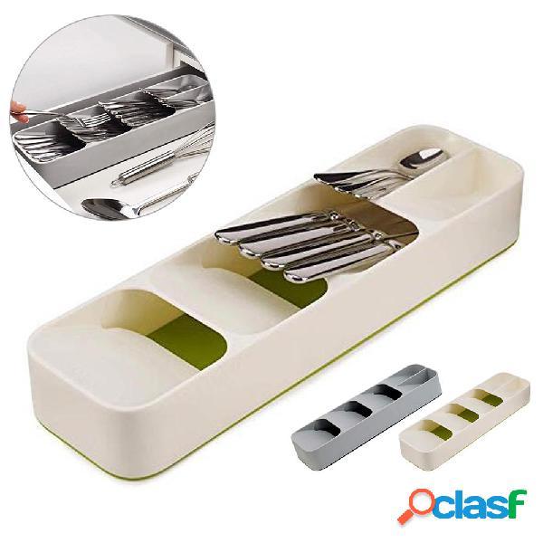 Desktop Organizzatore Cassetto Cucina Cassetto Organizzatore