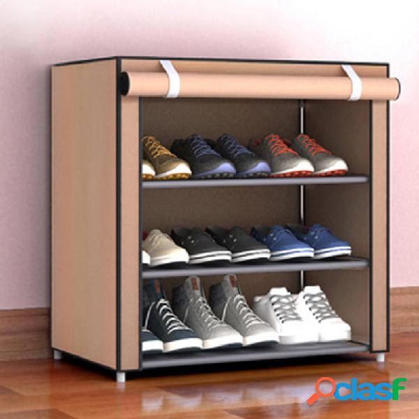 Desktop Organizzatore di stoccaggio delle scarpe del