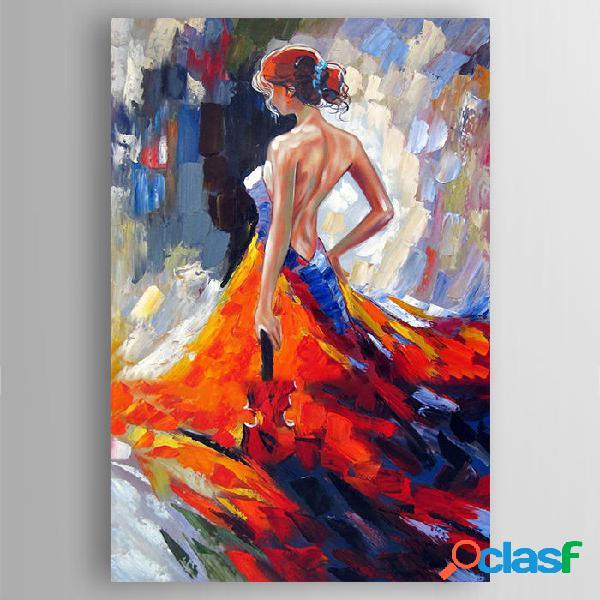 Dipinti a mano Olio Quadri Famosi quadri moderni dipinti su