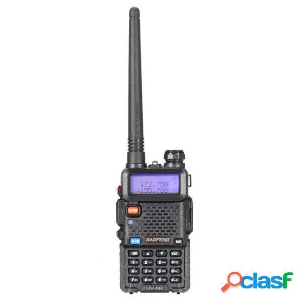 EU/UK/AU Baofeng UV-5R Doppia Banda Ricetrasmittente Radio