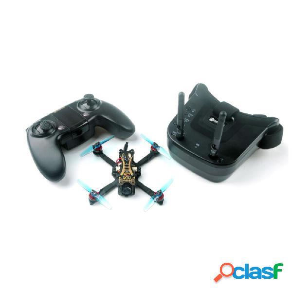 Eachine Novice-II 1-2S 2.5 Pollici FPV Racing Drone RTF e