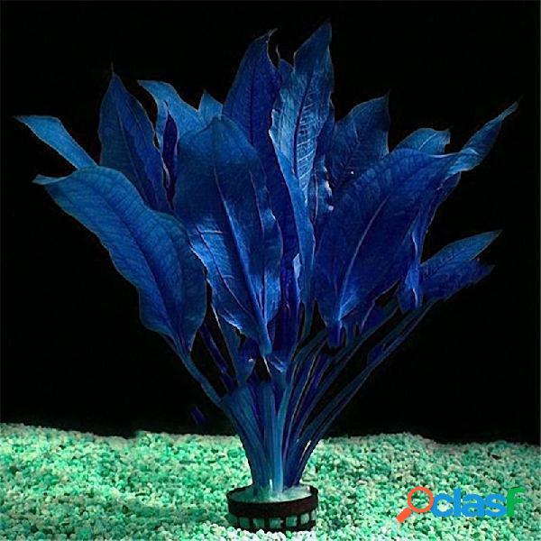 Egrow 200 Pz / pacco Blu Acquario Piante Semi Fish Tank
