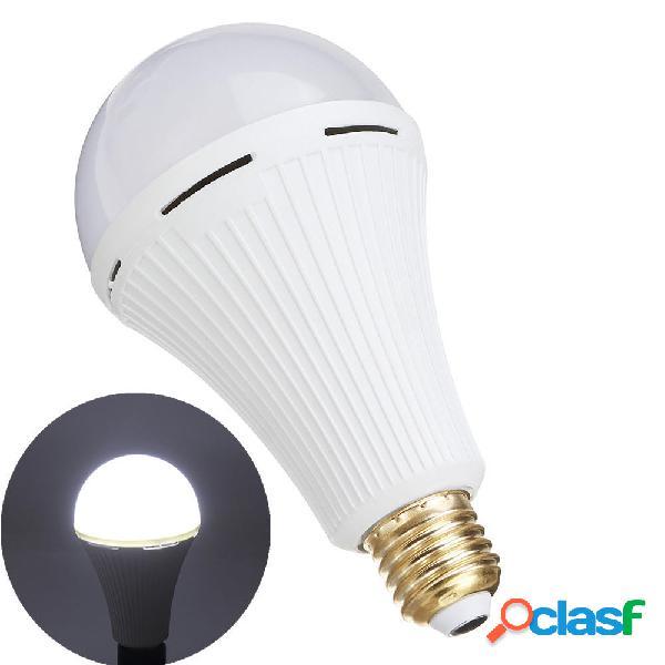 Emergenza luce a led Lampadina E27 12W da incasso Batteria