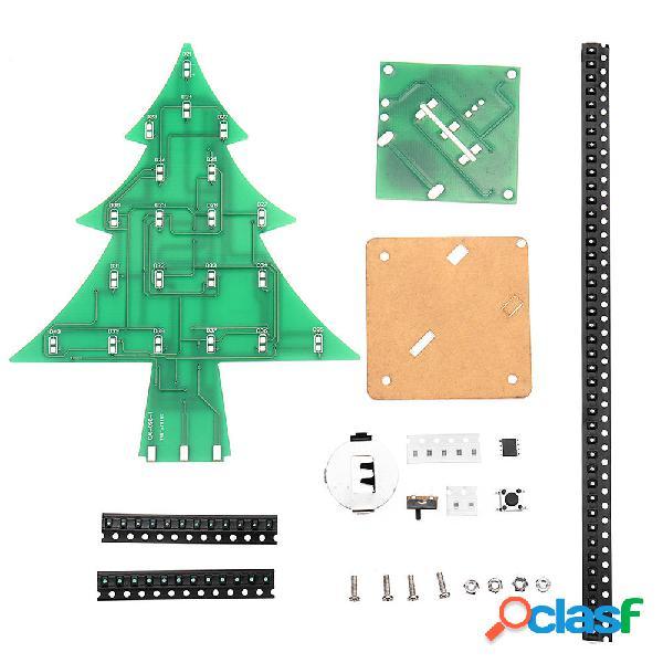 FAI DA TE LED Flash Kit Colorful Albero di Natale con luce