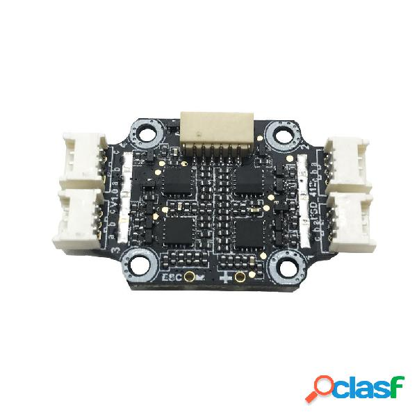 FullSpeed 16x16mm FSD408 Parte 8A BLheli_S 1-3S 4 in 1 ESC