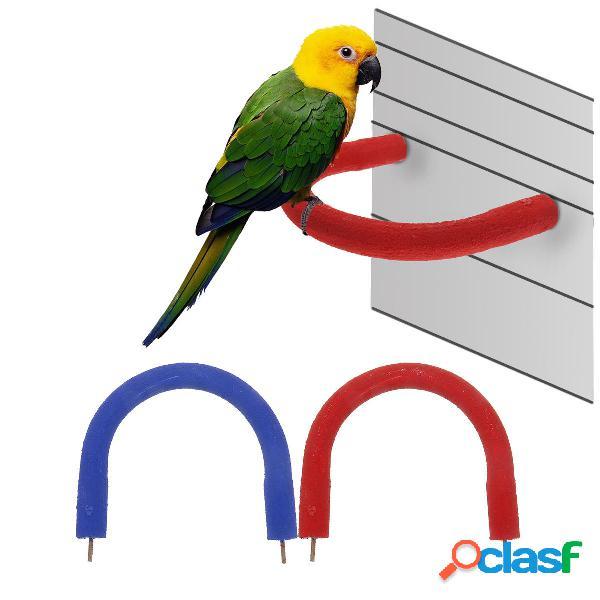 Gabbia flessibile per uccelli con gabbia per uccelli da