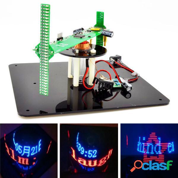 Geekcreit® DIY Biaxial 3D Rotating LED Kit POV Creative