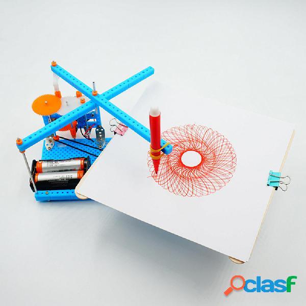 Giocattolo assemblato robot del giocattolo del giocattolo
