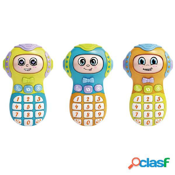 Giocattolo del telefono che cambia la faccia con i