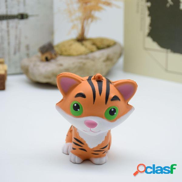 Giocattolo di tigre del giocattolo di rimbalzo di