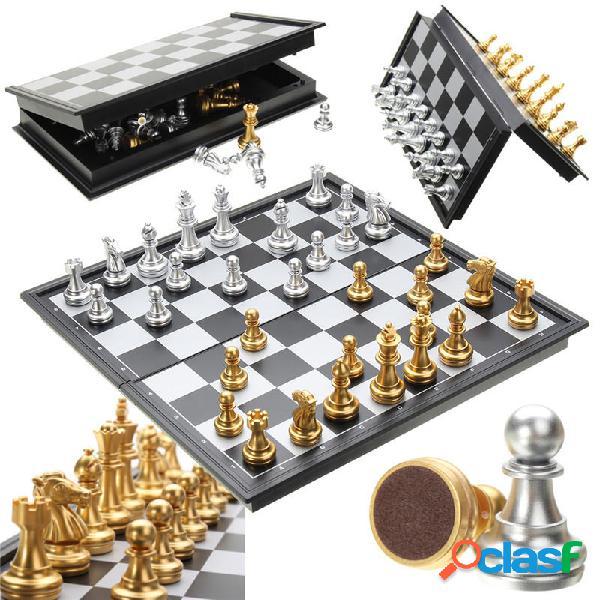 Gioco di scacchi Set di carte pieghevoli magnetiche